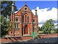 SJ7251 : Chorlton Methodist Church near Hough, Cheshire by Colin Park