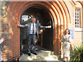 TL1507 : The Mayor opens the Museum of St Albans on the final day by Chris Reynolds