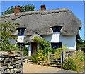 SP7610 : Farmhouse, Dinton, Buckinghamshire by Oswald Bertram