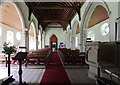 TL6459 : St Peter, Stetchworth - West end by John Salmon