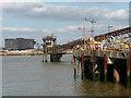 TQ4079 : Conveyor, Angerstein Wharf : Week 39