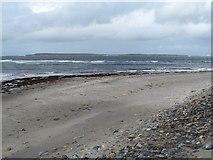 Q9972 : Carricknola beach by Gordon Hatton