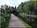 SP1190 : Towpath along the Birmingham & Fazeley Canal by Mat Fascione