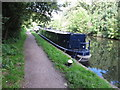 TQ0586 : Callisto, narrowboat on Grand Union Canal by David Hawgood