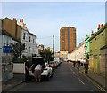 TQ3104 : Kensington Place, Brighton by Simon Carey