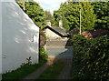 SE1625 : Spenborough FP37/5 at Scholes Lane, Scholes by Humphrey Bolton
