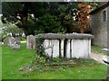 TL5613 : Tombs, St Martin White Roding by Bikeboy