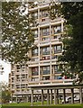 TQ2174 : Housing blocks, Alton West Estate, Roehampton by Julian Osley