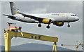 J3675 : EC-LLJ, George Best Belfast City Airport (October 2015) by Albert Bridge