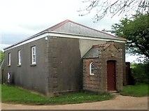 SW7643 : Billy Bray's chapel by Paul Barnett