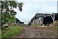 SP8603 : Farmyard, Cobblershill Farm by Robin Webster
