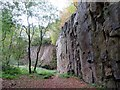 SD7314 : Ousel Nest Quarry by Philip Platt