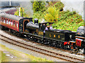 SD8010 : Aspinall Locomotive No 12322 passing Bury South Junction by David Dixon