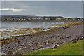 NG8789 : Aultbea seashore by Nigel Brown