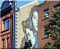 J3374 : Mural, Donegall Street, Belfast (November 2015) : Week 44