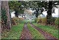 SJ7376 : Ullardhall Lane, West by Anthony O'Neil