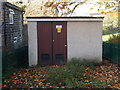 SE0238 : Electricity Substation No 762 - Windsor Road by Betty Longbottom