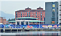 J3474 : CQ2, City Quays site, Belfast (November 2015) by Albert Bridge