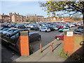 SJ4066 : Linenhall Public Car Park, Chester : Week 45