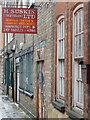 TQ3381 : Wilkes Street, Spitalfields : Week 45