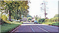 SP0801 : Entering Ampney St Peter on A417, 1962 by Ben Brooksbank