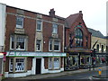 TF4609 : Formerly The Spread Eagle pub and Poyser Printers, Wisbech by Richard Humphrey