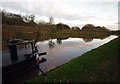 SJ5858 : Winding hole, Shropshire Union Canal by Ian Taylor