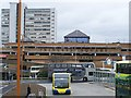SU8669 : Bracknell Bus Station, view towards Princess Square by Sam