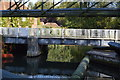 SU5766 : Woolhampton Bridge by N Chadwick