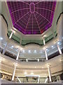 TQ2581 : A rooflight in Whiteleys shopping centre : Week 48
