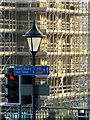 ST5872 : Street furniture at Bristol Bridge by Derek Harper