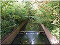 TQ1788 : Wealdstone Brook by Robin Webster