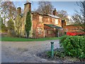 SD8304 : Derelict Cottage in Heaton Park by David Dixon
