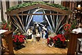 Christmas Crib at St James's, Spanish Place.