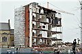 J3374 : The Orpheus Building (demolition), Belfast - January 2016(10) by Albert Bridge