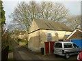 SK9214 : Former Wesleyan Methodist chapel, Little Lane by Alan Murray-Rust