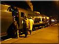 SK5808 : Leicester North station after dark : Week 5