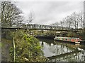 TQ1777 : Brentford, Bridge No 209b by Mike Faherty