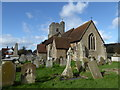 TQ7758 : The church of St. Mary the Virgin and All Saints by pam fray