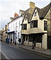 SP0202 : William H. Stokes shop in Cirencester by Jaggery