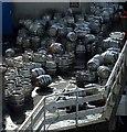 SX9163 : Beer kegs, Torquay : Week 6