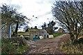 SM9040 : Tresinwen Farm by Deborah Tilley