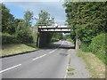 SJ2962 : Padeswood railway bridge by John S Turner