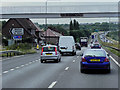 SE5210 : Southbound A1 at Skellow by David Dixon