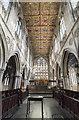 TA0339 : Chancel, St Mary's church, Beverley by J.Hannan-Briggs