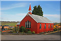 SK4151 : Midland Railway Centre, Swanwick - the 'Tin Tabernacle' by Chris Allen