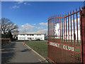 TQ3770 : Kent County Cricket Club by Des Blenkinsopp