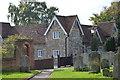 TQ5946 : Almshouses, Church St by N Chadwick