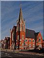 TQ2383 : Church of the Transfiguration, Kensal Rise by Julian Osley