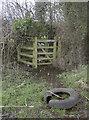 ST5658 : 'Tyred' of walking by Neil Owen